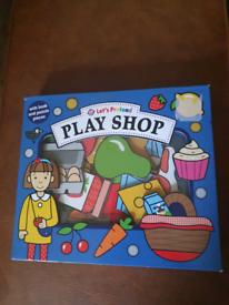 Let's Pretend Play Shop
