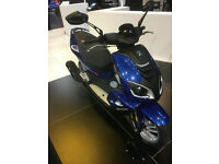 Peugeot Speedfight 4 125cc lc 2017 brand new model pre order
