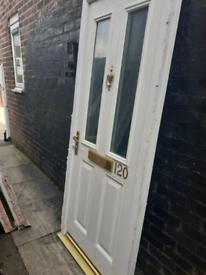 Composite door / double glazing / shed / mancave / windows / Upvc