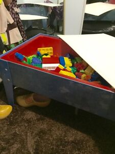 Activity Table for toys/ water & sand.
