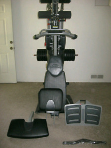Bowflex Revolution with Resistance Plate Upgrade
