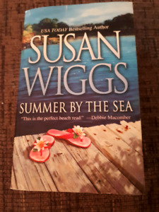 Autographed copy of Summer By The Sea  by Susan Wiggs