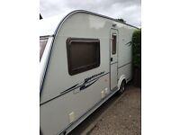 Coachman Highlander 4berth 2006 with mover £5950