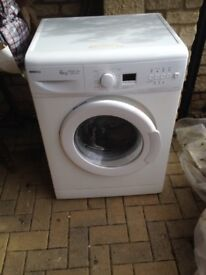 Beko WM6355W washing machine