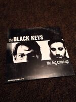 The Black Keys first record The Big Come Up