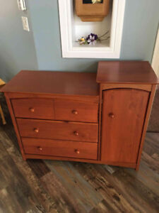 Change Table with Dresser