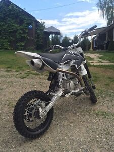 2010 Pitster Pro 125