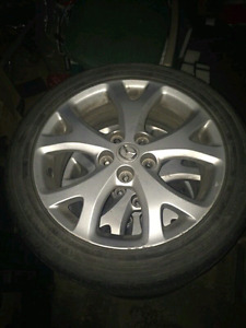 Mags pour mazda 3