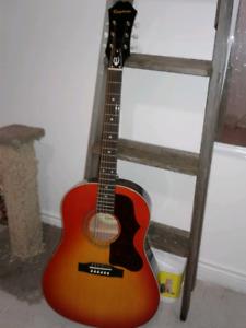 Epiphone EJ45 Acoustic Guitar