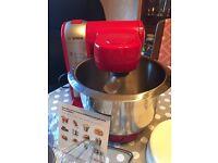 Bosch food mixer & processor
