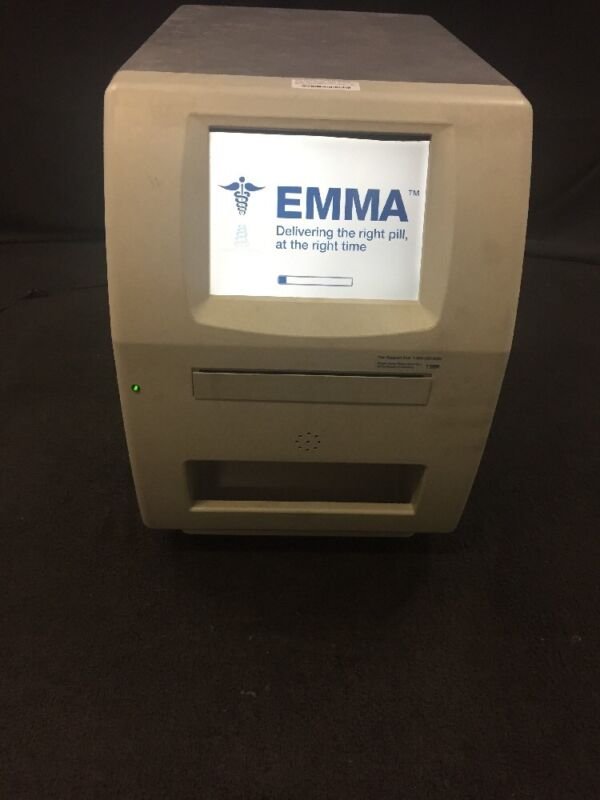 INRANGE EMMA Computerized Pill Management Delivery System Unit 3
