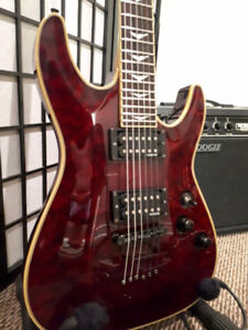 Schecter Omen Extreme 6 F/T