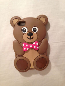 Iphone 4/Iphone 4s Teddy Bear Cell Phone Case