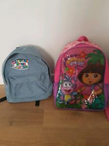 Two Kids Backpacks Other Baby Children Gumtree Australia