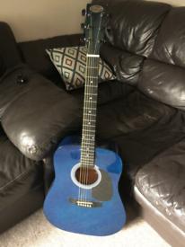 Beautiful acoustic guitar