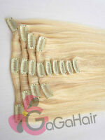 100% human hair extensions (instock)