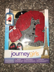 Journey Girls Paris Outfit