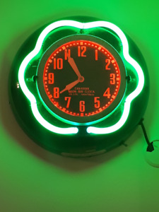 WANTED - Vintage Neon Clocks working or not!
