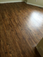 Laminate $1.50sqf flooring services and laminate installation.