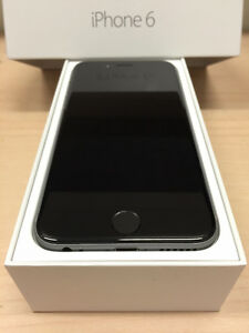 iPhone 6/16GB with Videotron