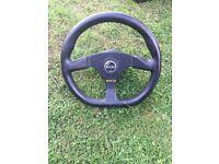 Sparco L360 Steering wheel and Small Spline Boss kit
