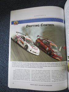 HOW TO DRIFT   NEW BOOK Cambridge Kitchener Area image 7
