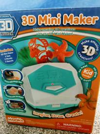 3d mini maker