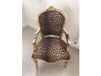 Single armchair / dressing table seat