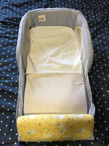 The First Years Close & Secure Sleeper/Baby Travel Bed