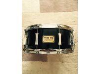 Pork pie 'vintage' shell snare drum 14x6