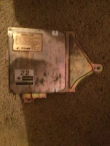 Mines Ecu for 300zx