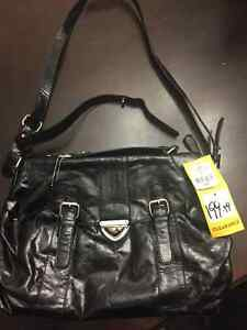 DANIER LEATHER PURSE/bag BRAND NEW