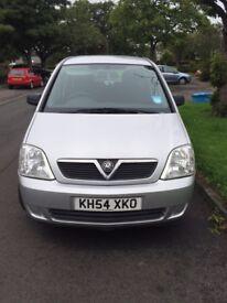 Vauxhall Meriva 1.6 Life 2004
