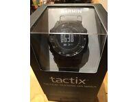 GARMIN Tactix Watch GPS Tactical Training Sports Hiking Camping Compass ABC NEW