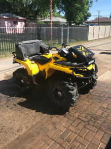Can am outlander xt 1000