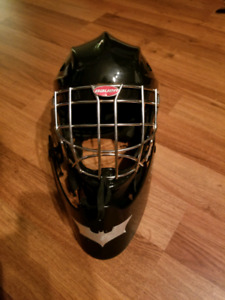 Bauer goalie mask, like new