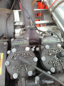 have a arctic cat cross country edition zr 800cc for sale Belleville Belleville Area image 9