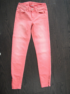 Ladies American Eagle Super Stretch Jeggings Size 0