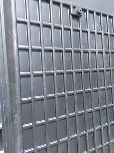 Hydroponic grow pans  4 ft by 6 ft