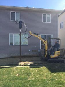 Residential Engineered Screw Piles