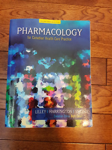 George Brown College Pharmacology Textbook
