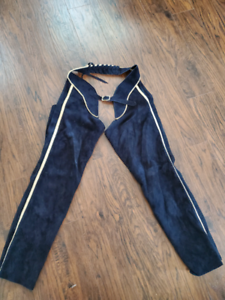 Barely used    Richvale Horse Riding Chaps