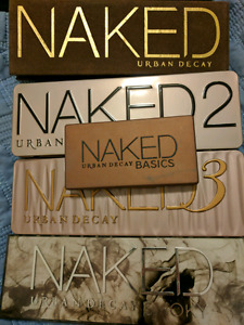Non Authentic Urban Decay Naked Palettes