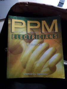 Textbook: PPM Electricians - 9th Edition (NSCC)