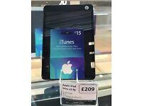 Apple iPad mini v3 4g and wifi 16gb with warranty