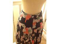White Stuff size 12 skirt fully lined