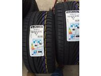 225/40/18 92Y XL BRAND NEW TYRE UNIROYAL RAINSPORT 3