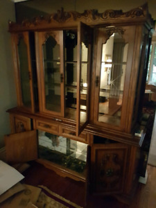 Beautiful dining buffet and display FREE