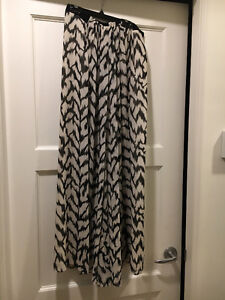 ARMANI EXCHANGE MAXI SKIRT