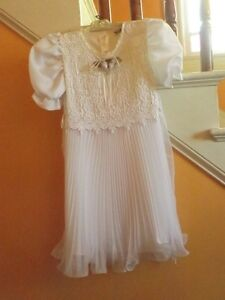 communion or flower girl dress for sale